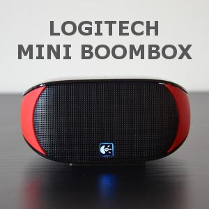 Recenzja głośnika Logitech Mini Boombox